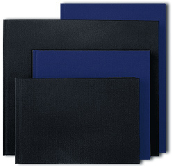 Books with 160 gsm watercolour paper, hardbound, full linen cover